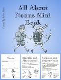 All About Nouns Mini Book