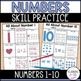 All About Numbers 1-10