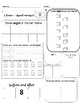 All About Numbers 1-10 {No Prep Packet}