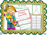 All About Numbers 1-10  Common Core Math number packs With 10 Frames & 20 Frames