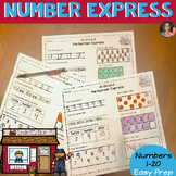 All About Numbers 1-20