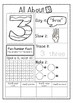 All About Numbers - 1 to 10 - Activity Worksheets