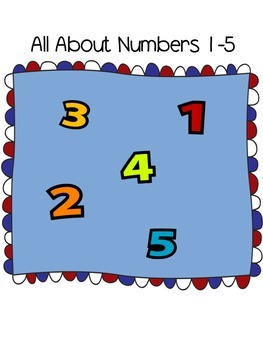 All About Numbers 1 to 5