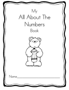 All About Numbers Book