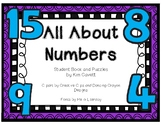 All About Numbers: Student Book and Number Puzzles to 20