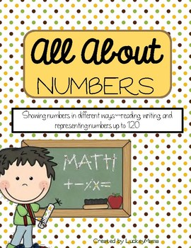 All About Numbers to 120