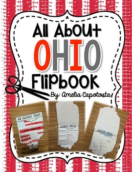 All About OHIO {Flipbook}
