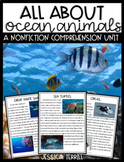All About Ocean Animals: A Nonfiction Unit