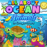 All About Ocean Animals in Google Slides