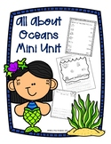 All About Oceans Mini Unit