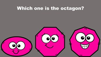 All About Octagons - A PowerPoint Game