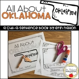 """""""All About Oklahoma"""" a Cut-a-Sentence book"""