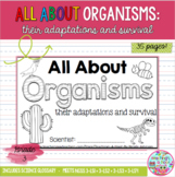 All About Organisms NGSS mini-book
