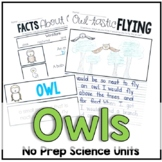 Owl Facts and Habitat