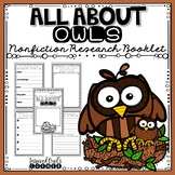 Owls Research Booklet