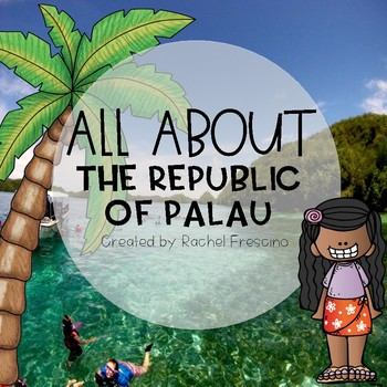 All About Palau Booklet