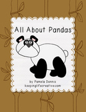 All About Pandas {Literacy and Math Activities}