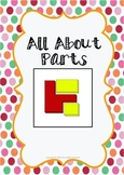 All About Parts - Vocabulary Activity
