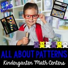 All About Patterns - Math Centers and So Much More {Common