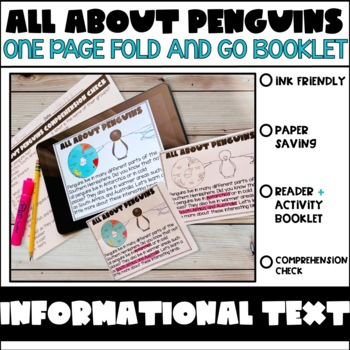 All About Penguins $1