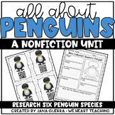 All About Penguins: A Non-Fiction Unit