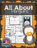 All About Penguins: A Nonfiction Resource Pack
