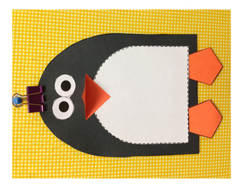 All About Penguins!!  (Anchor Chart, Writing and Craft)
