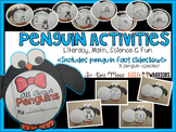 All About Penguins Book Craftivity & Penguin Facts Slideshow