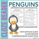 Penguins Cloze Reader