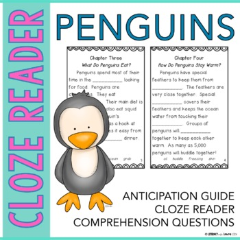Penguins Instant Reading Lesson