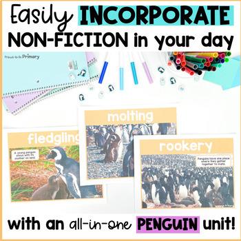 Penguin Science & Non-Fiction ELA Unit