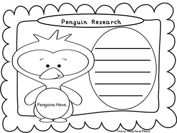 All About Penguins-Informative Writing
