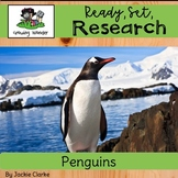 All About Penguins (Nonfiction Informational Writing Anima