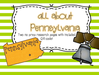 All About Pennsylvania