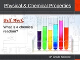 All About Physical and Chemical Properties