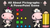 All About Pictographs - A PowerPoint Game