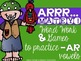 All About Pirates & Pirate Word Work Bundle