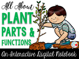 All About Plant Parts and Functions (Distance Learning) Pr