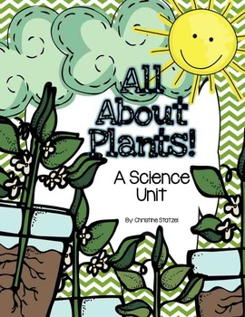 All About Plants! {A Science Unit}