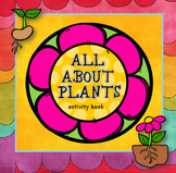All About Plants Activity Book