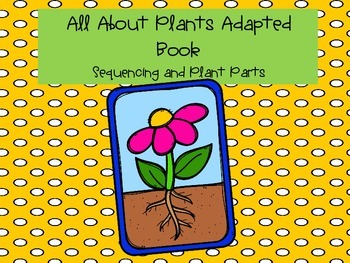 All About Plants Adapted Book