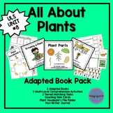 All About Plants Adapted Book Pack