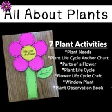 All About Plants (English)