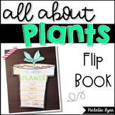 All About Plants Flip Book