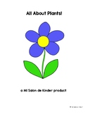 All About Plants! Spring Freebie!