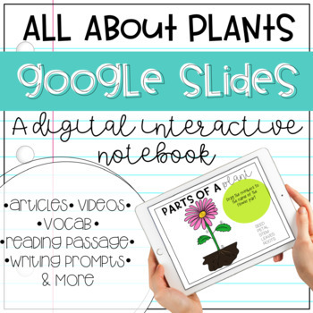 All About Plants: Google Slides