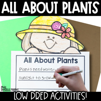 Plant Life Cycle Informational (Non-Fiction) Unit