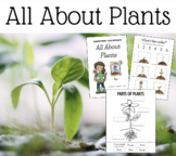 All About Plants - Science & Writing Activities
