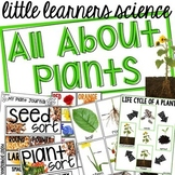 All About Plants - Science for Little Learners (preschool,