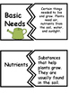 All About Plants - Unit 4 Grade 2 Science